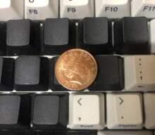 Lucky Penny in MINI F56 2014